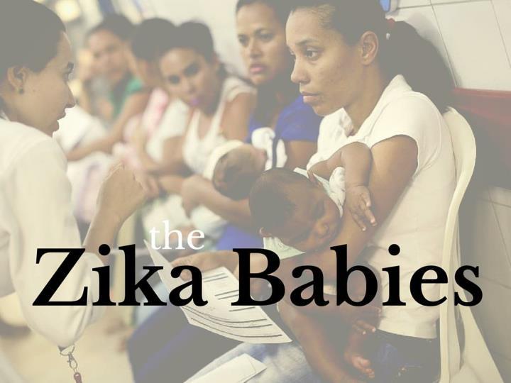 the zika babies n.