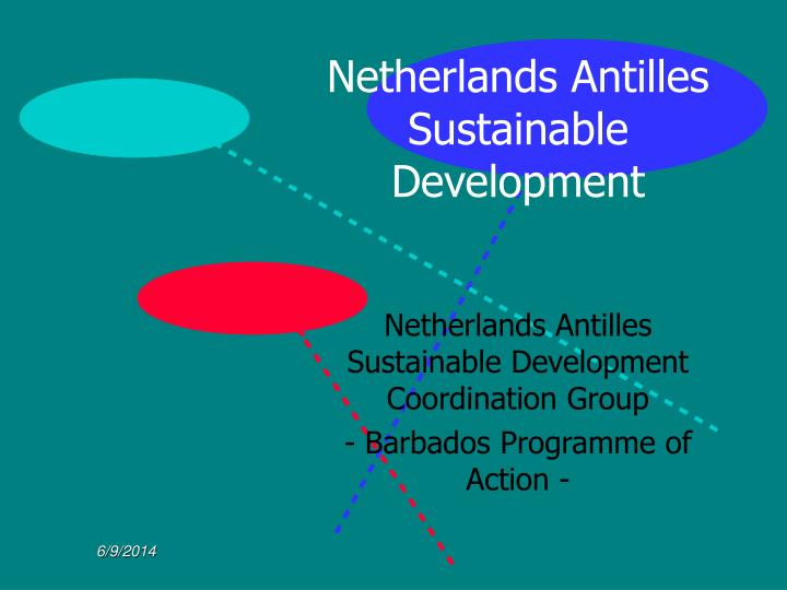 netherlands antilles sustainable development n.