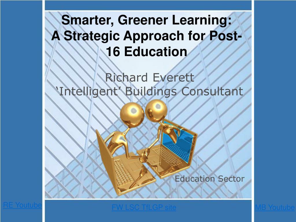 richard everett intelligent buildings consultant l.