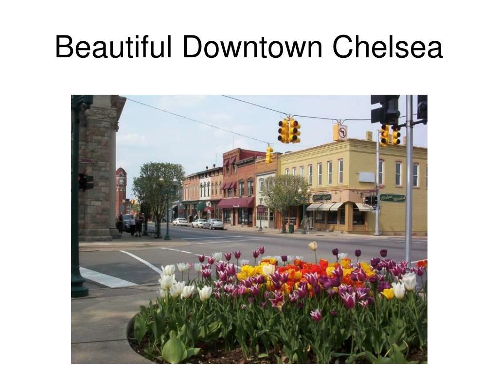 beautiful downtown chelsea l.