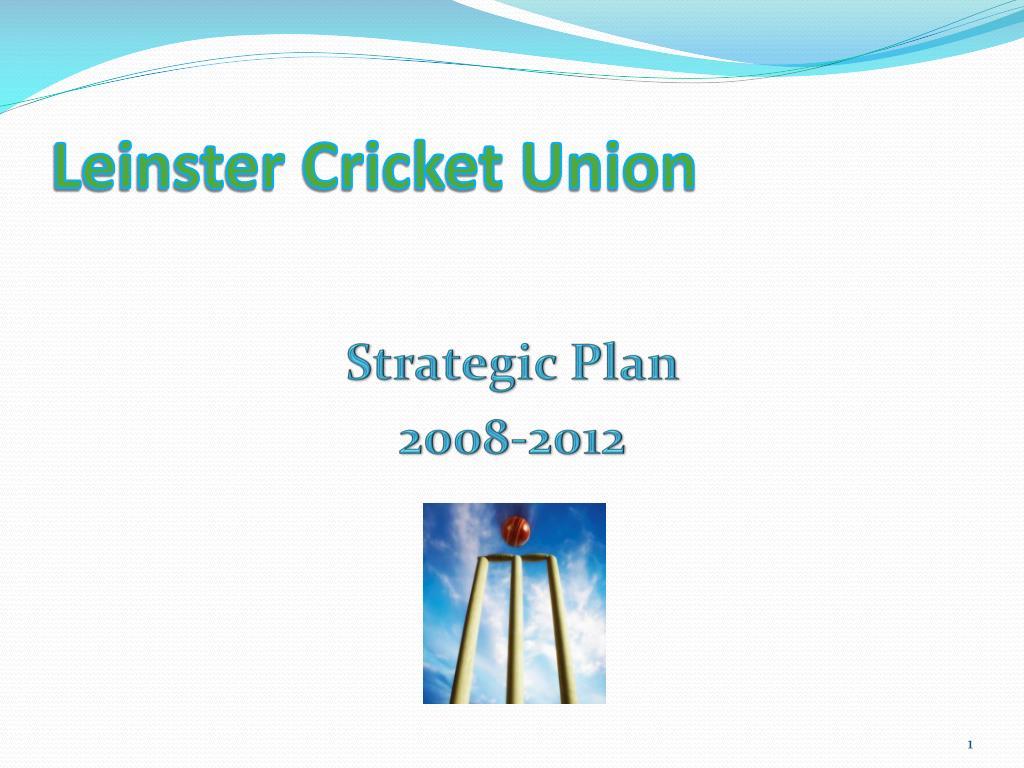 leinster cricket union l.