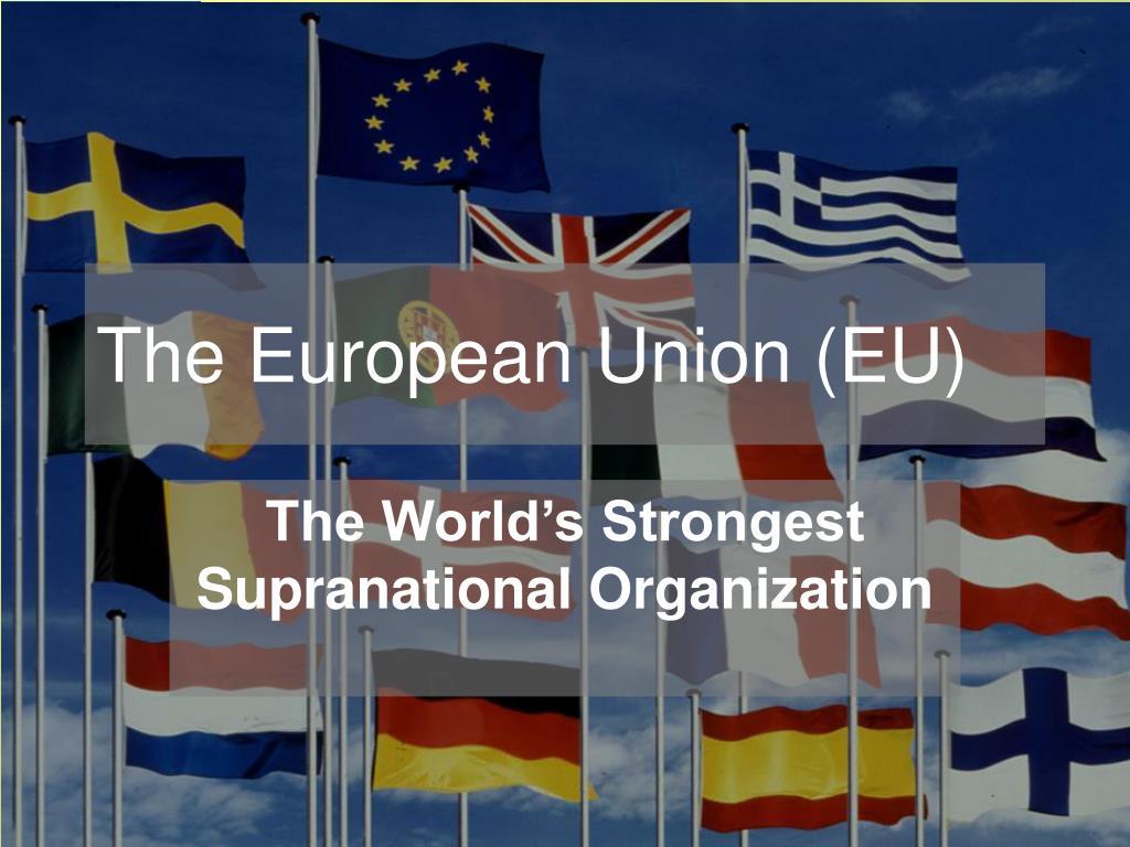 the european union eu l.