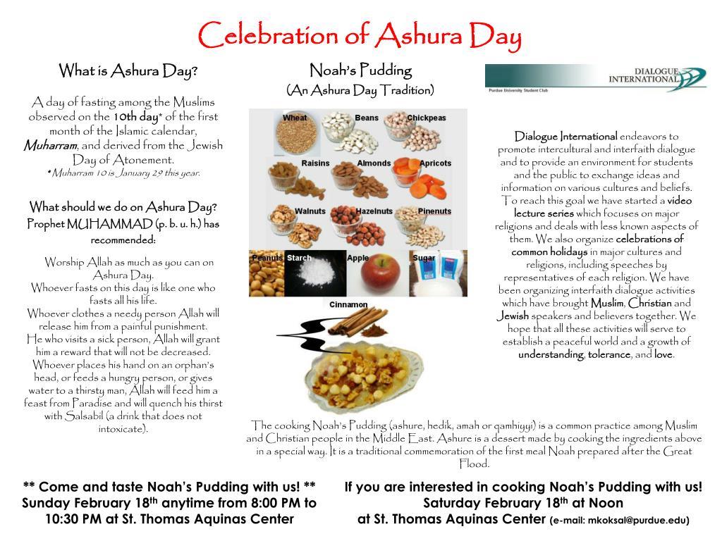 celebration of ashura day l.