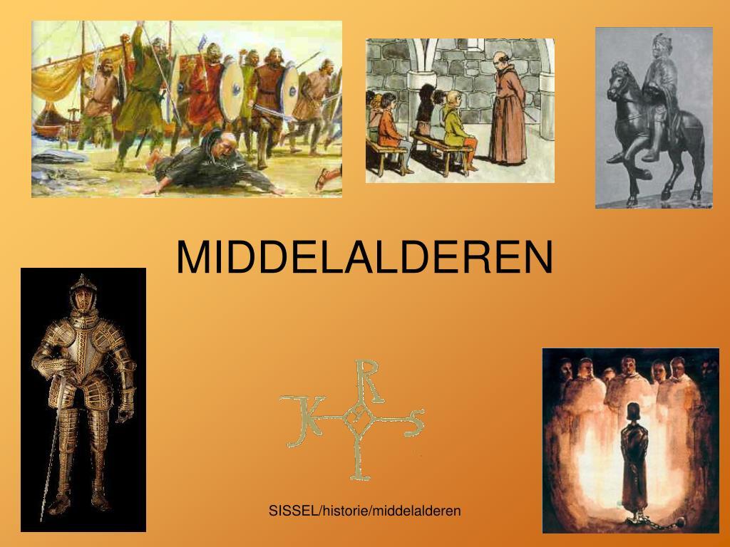 middelalderen l.