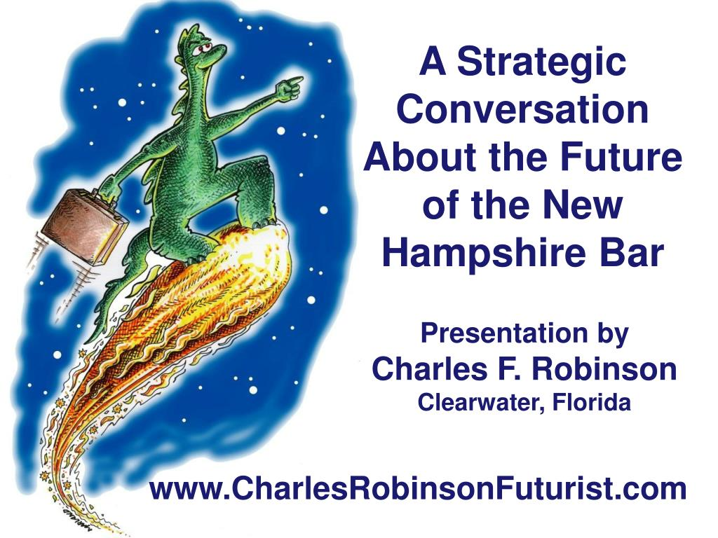 a strategic conversation about the future of the new hampshire bar l.
