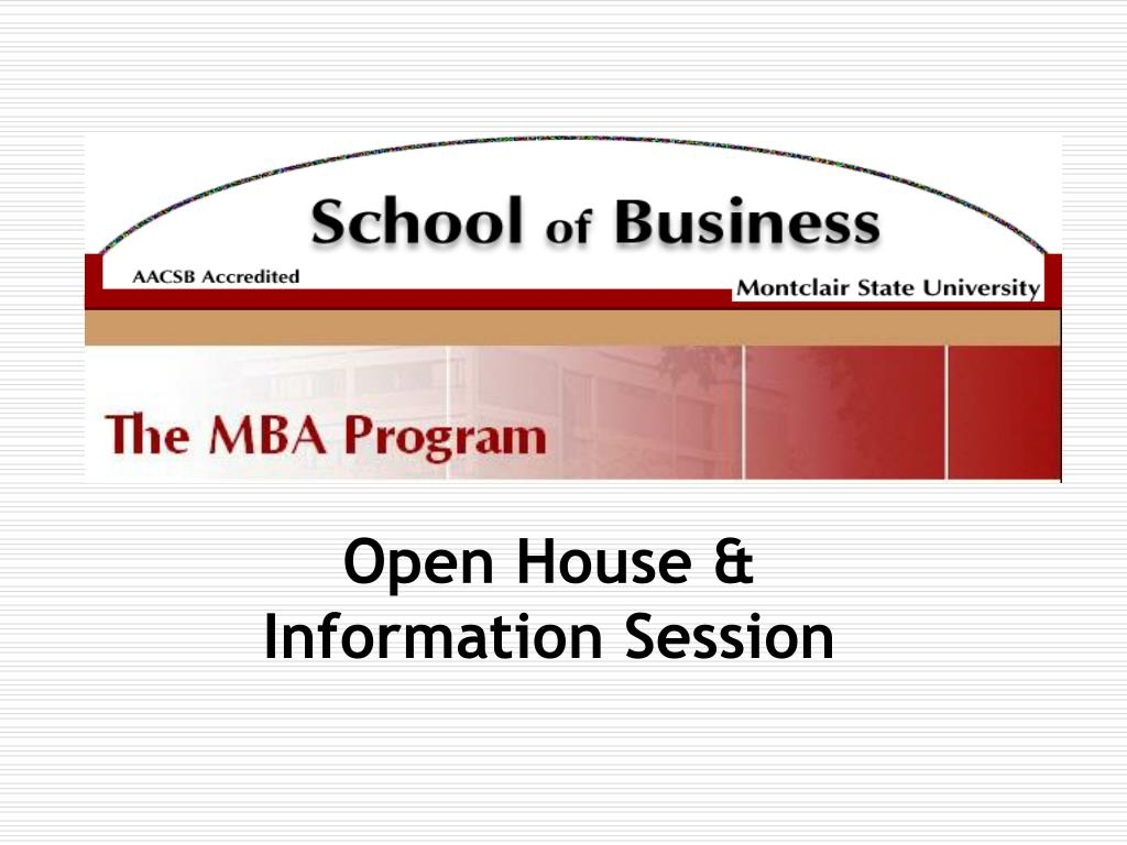 open house information session l.