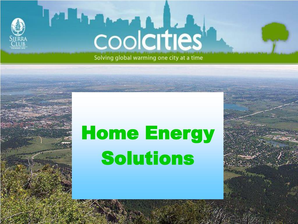 home energy solutions l.