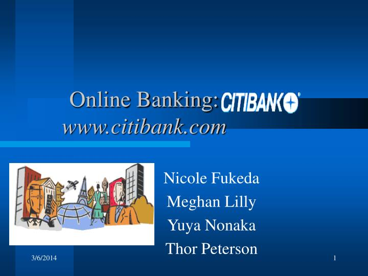 online banking www citibank com n.
