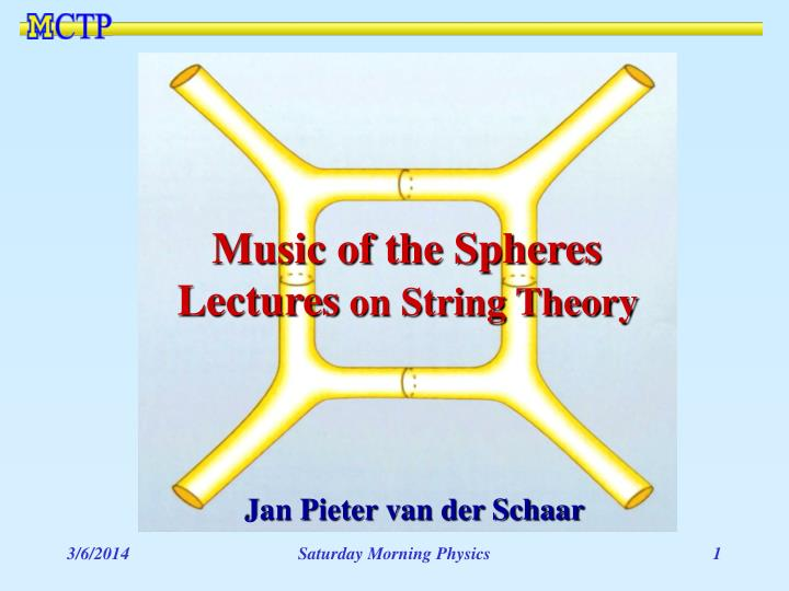 lectures on string theory n.