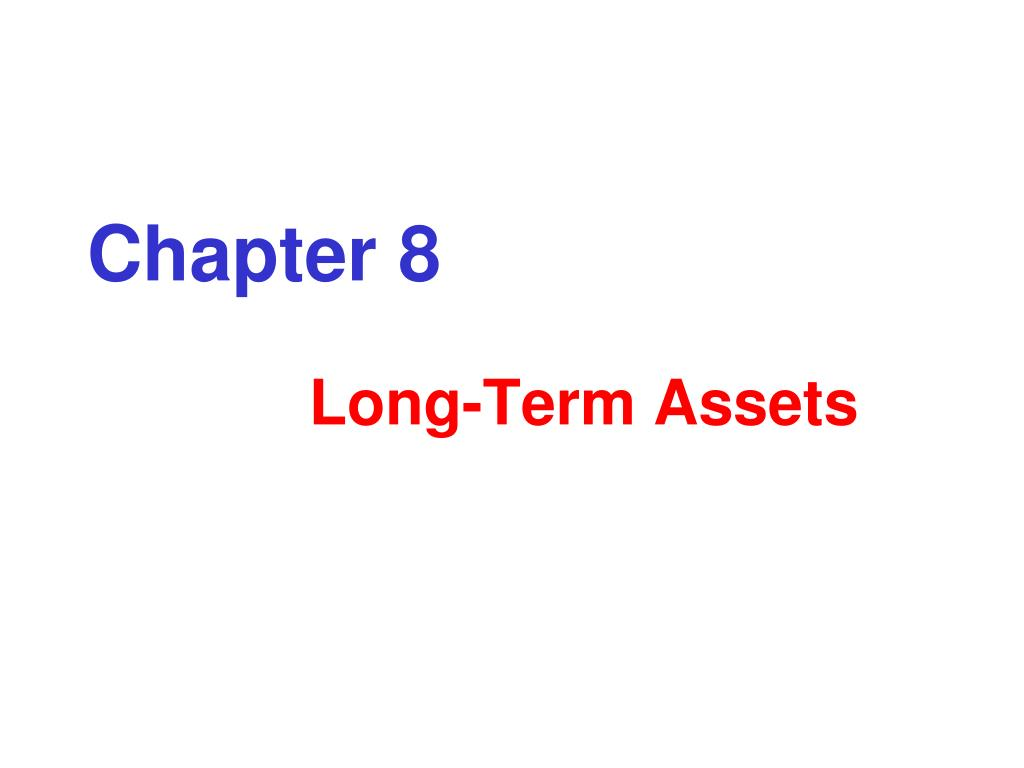 chapter 8 l.