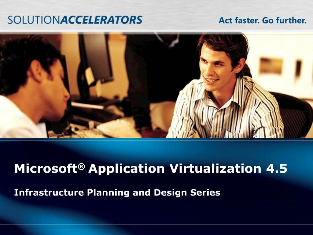 microsoft application virtualization 4 5 l.
