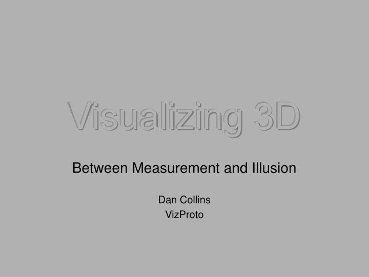 visualizing 3d n.
