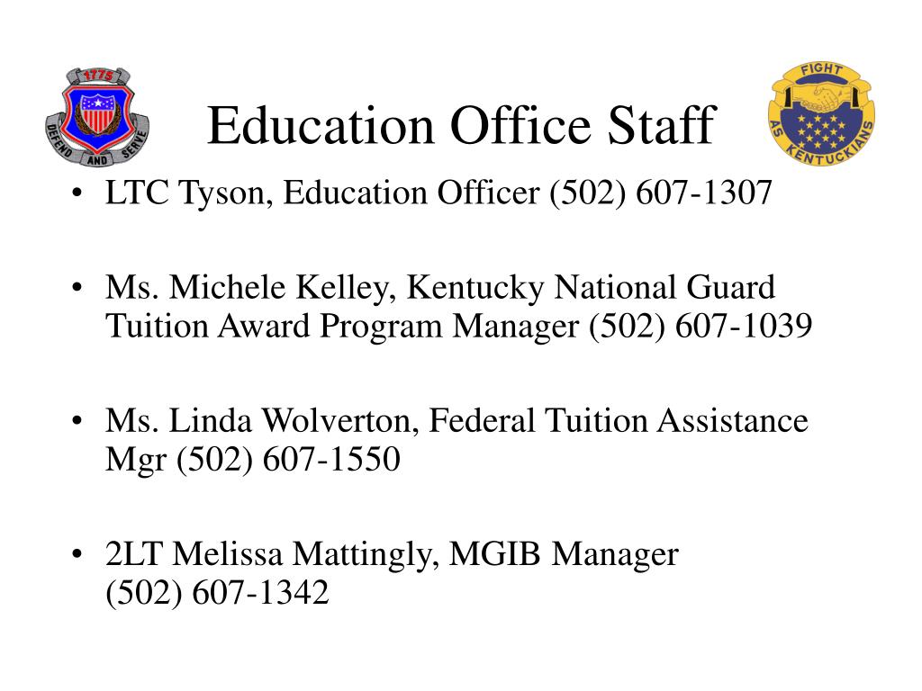 education office staff l.