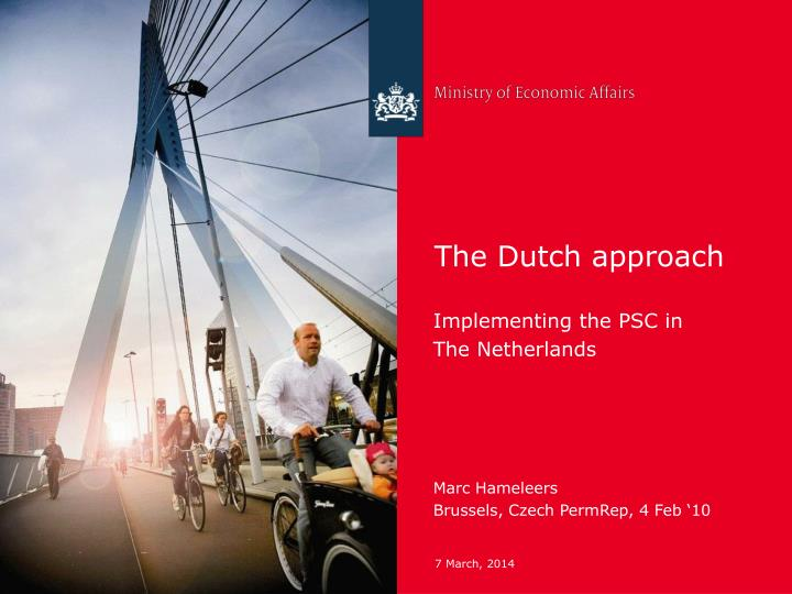 the dutch approach n.