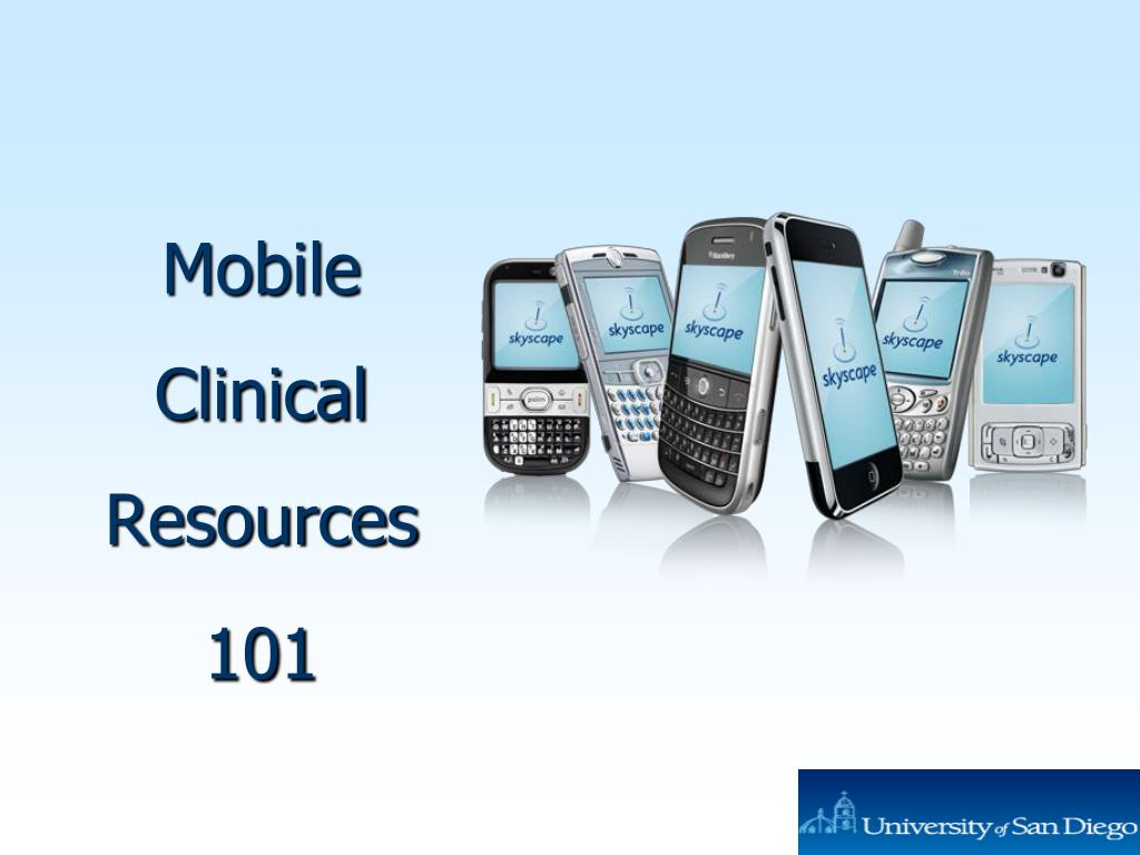 mobile clinical resources 101 l.