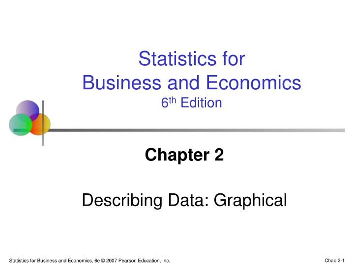 chapter 2 describing data graphical n.
