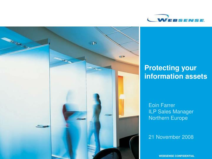 protecting your information assets n.
