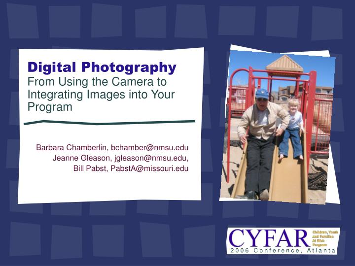 digital photography from using the camera to integrating images into your program n.