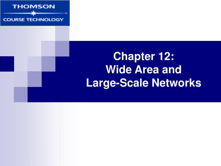 chapter 12 wide area and large scale networks n.