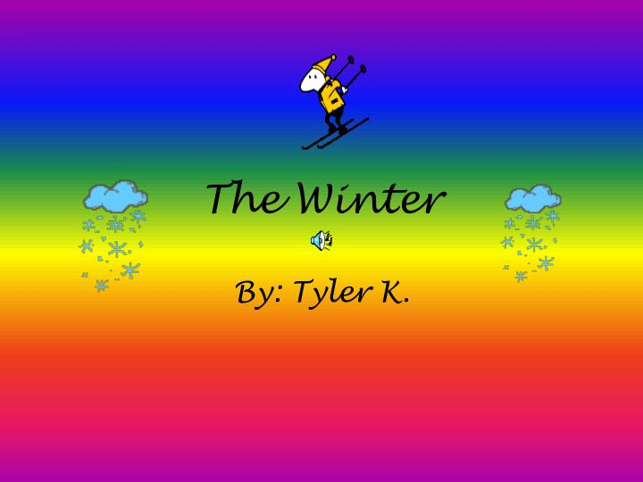 the winter n.