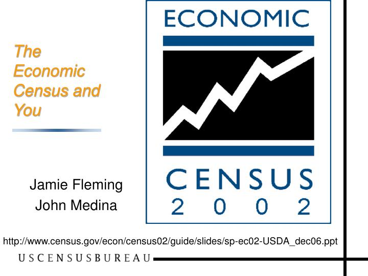 the economic census and you n.