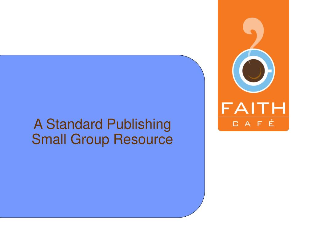 a standard publishing small group resource l.