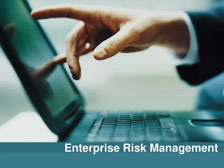 enterprise risk management n.