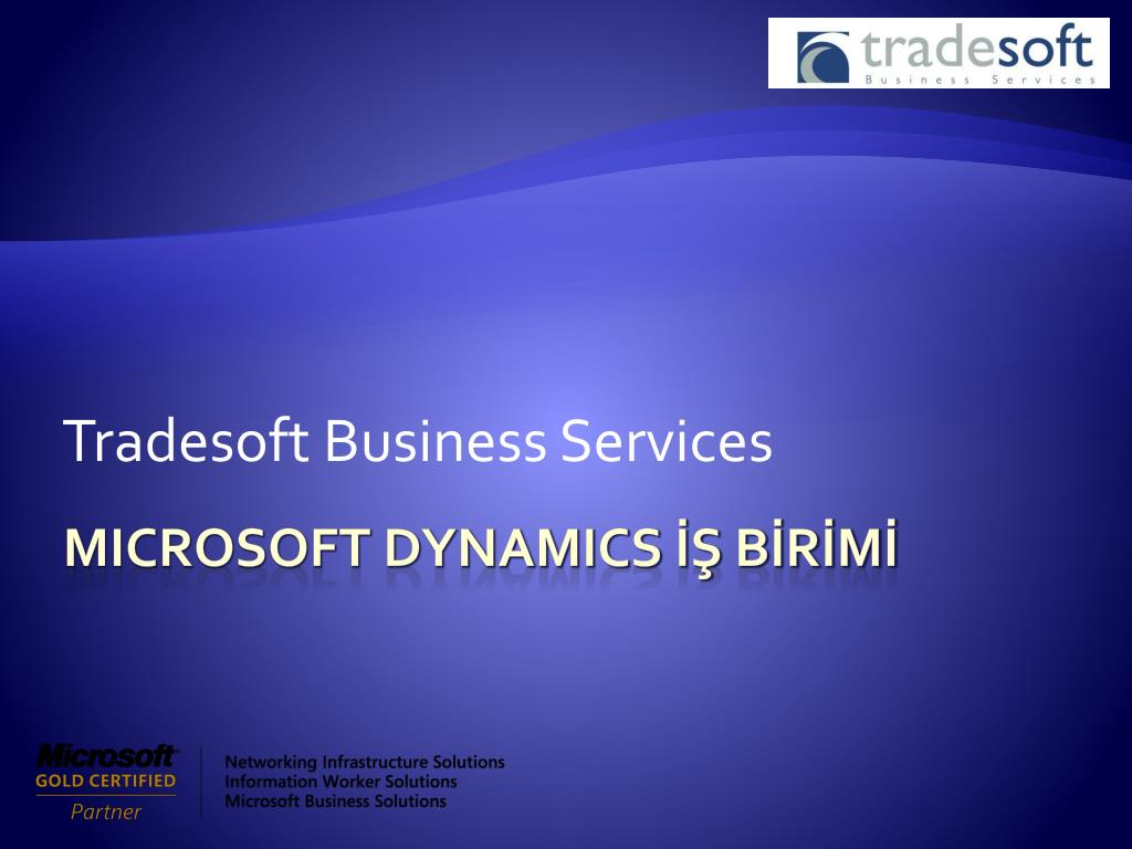 tradesoft business services l.
