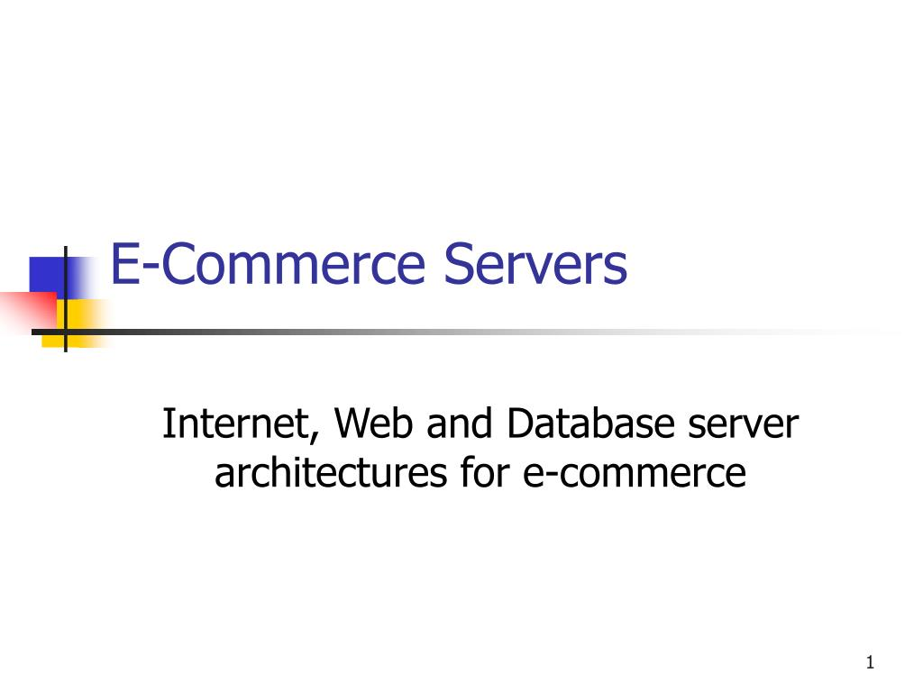 e commerce servers l.