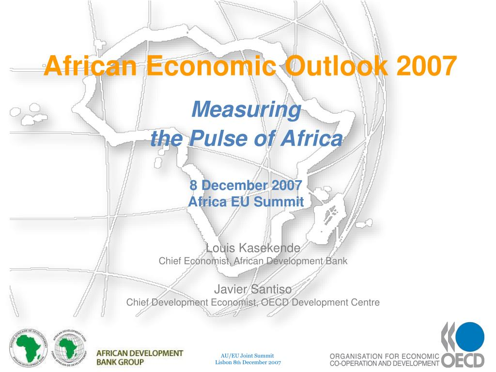 african economic outlook 2007 l.