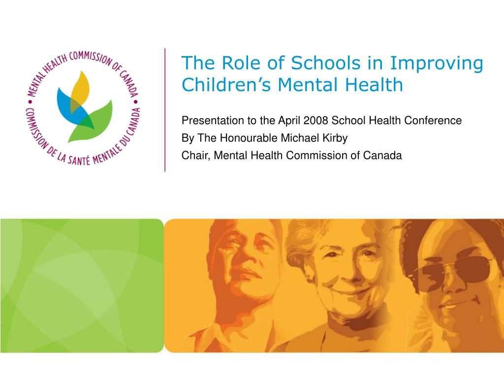 the role of schools in improving children s mental health l.