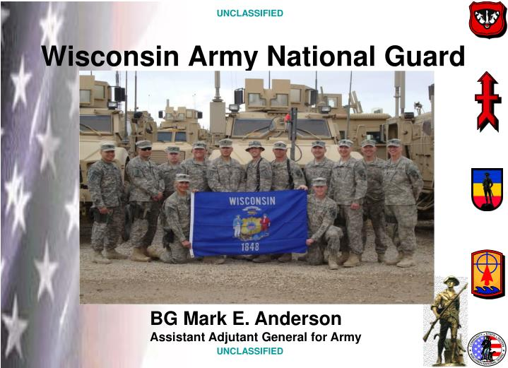 wisconsin army national guard n.