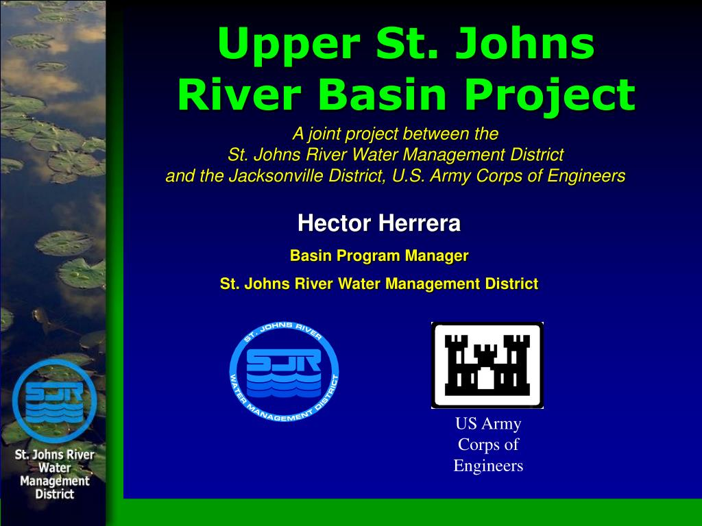 upper st johns river basin project l.