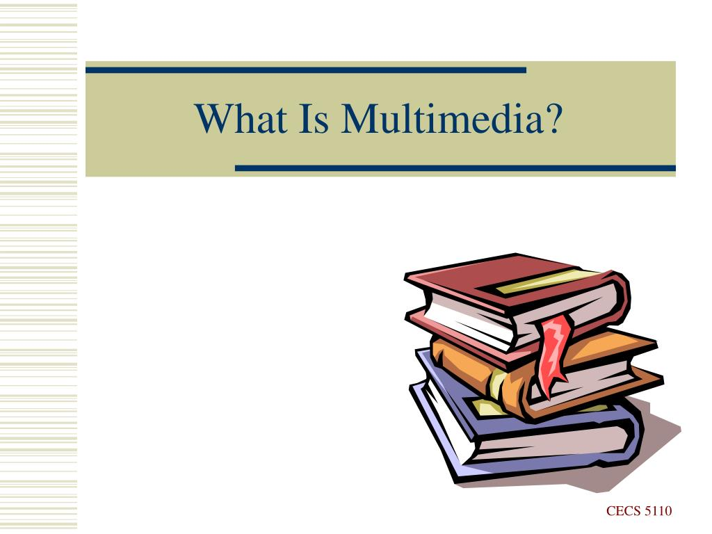 what is multimedia l.
