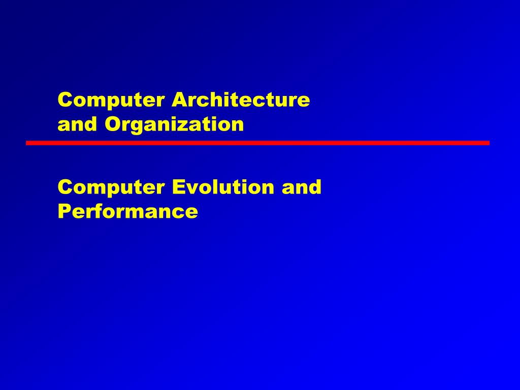 Ppt Pc Architecture And Organization Powerpoint Presentation Free Download Id 80899