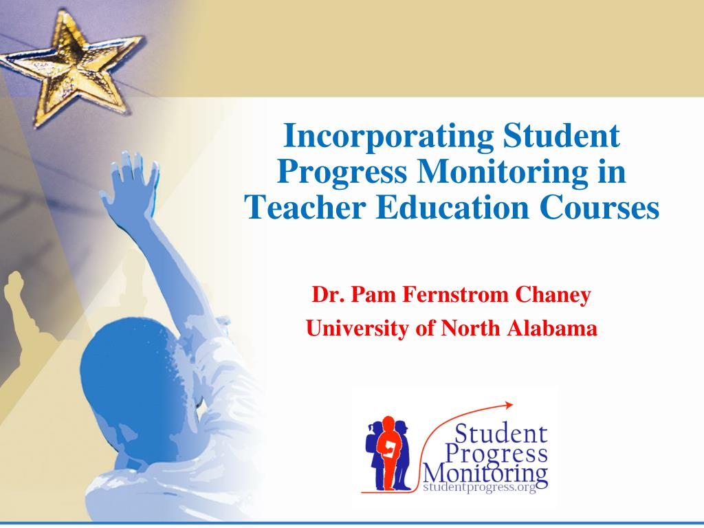 incorporating student progress monitoring in teacher education courses l.